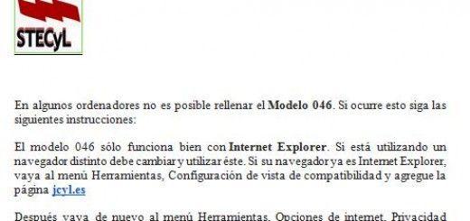 Modelo046-problemas