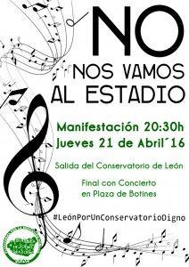 manifestación_conservatorio
