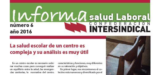 Informa Salud Laboral