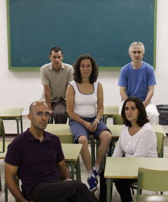 Profesorado sin destino