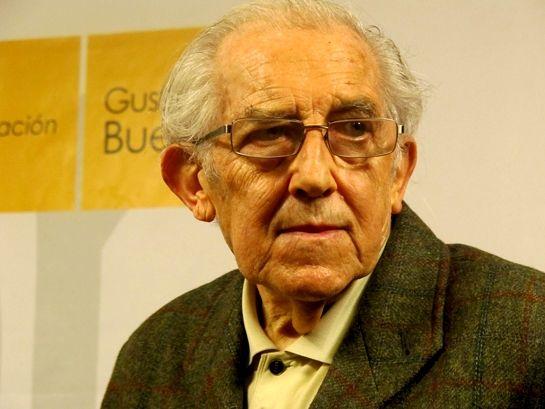 Muere el filósofo Gustavo Bueno, el escolástico puro - Stecyl-i