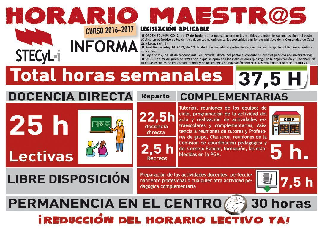 Horarios-Maestros