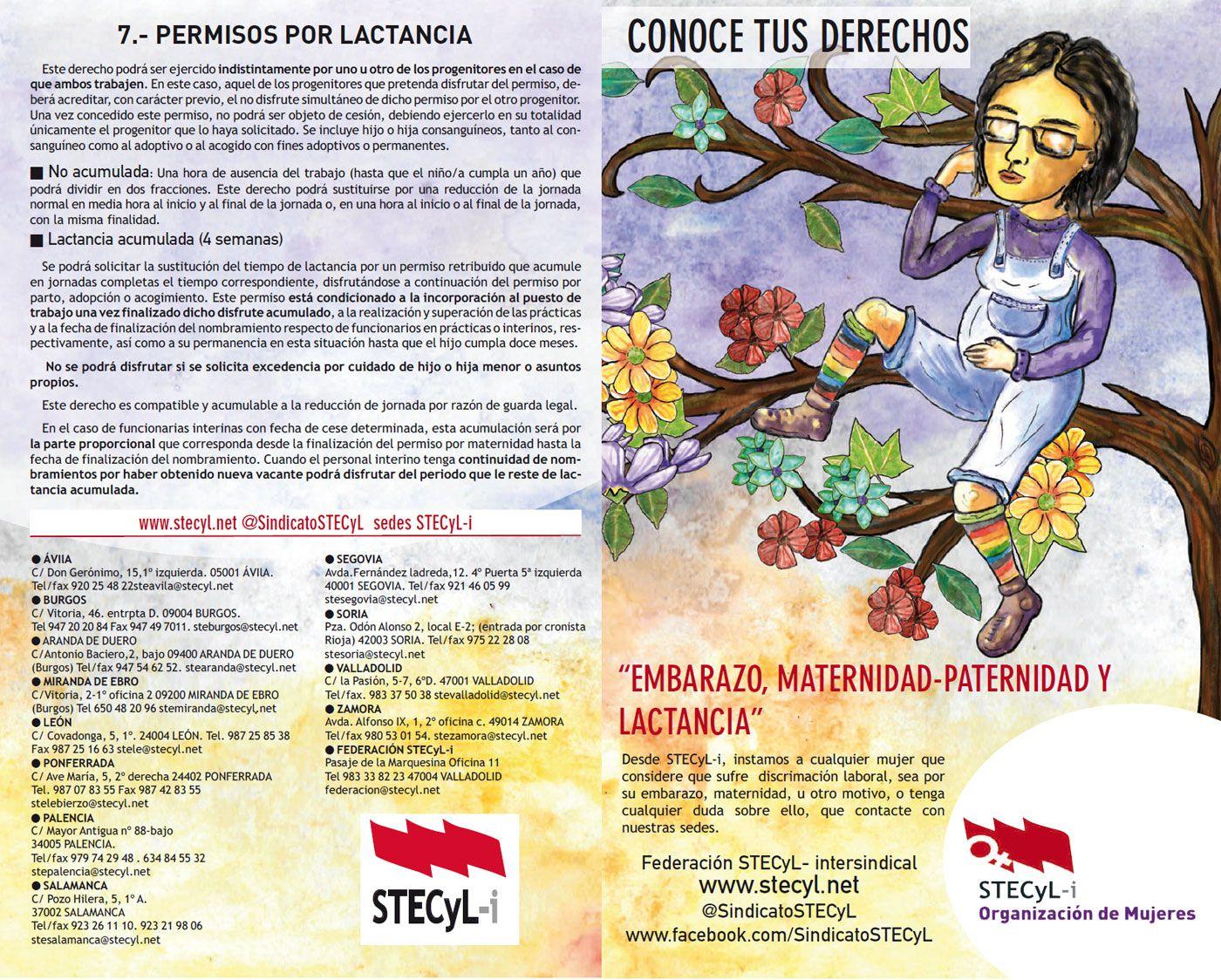 DERECHOS-EMBARAZO