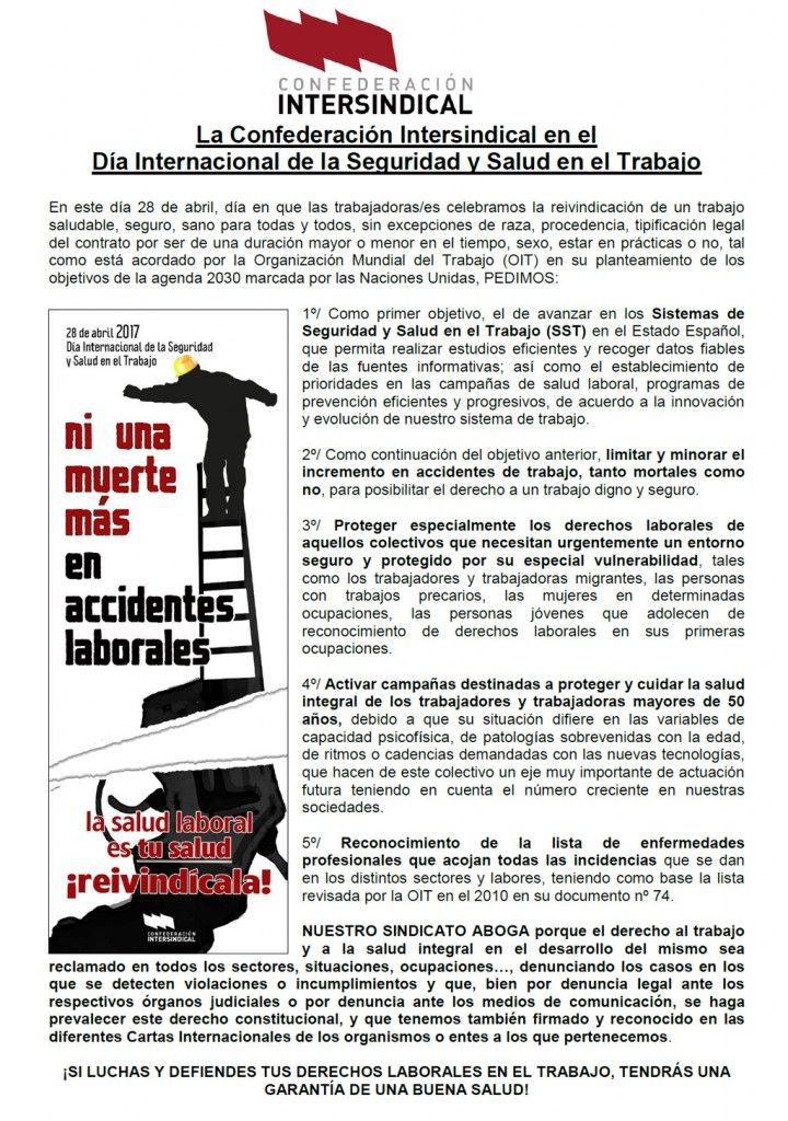 SaludLaboral-2017-Manifiesto