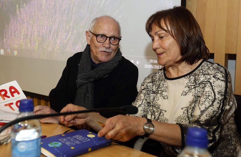 Fabricio Caivano en las jornadas de renovación pedagógica