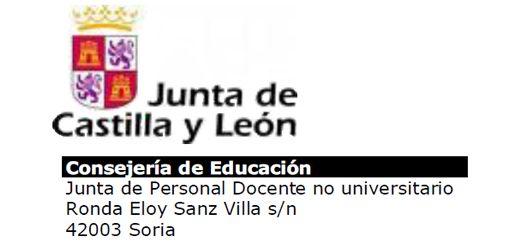 Junta de Personal Soria