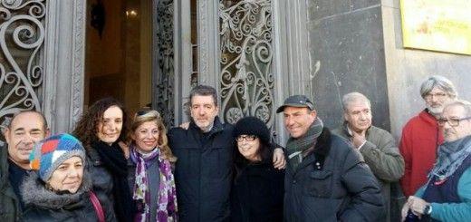 Representantes-sindicales-Ministerio-Educacion-encerrados