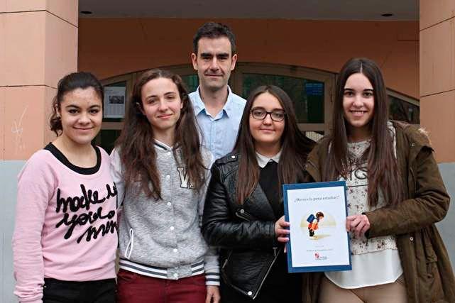 Premios estadística IES Europa