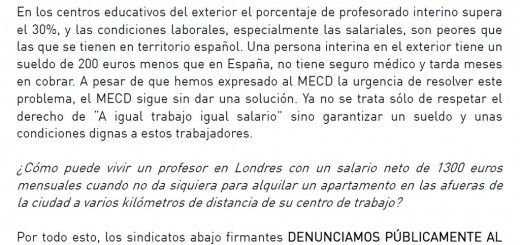 Comunicado-Denuncia-MECD-Abandono-profesorado