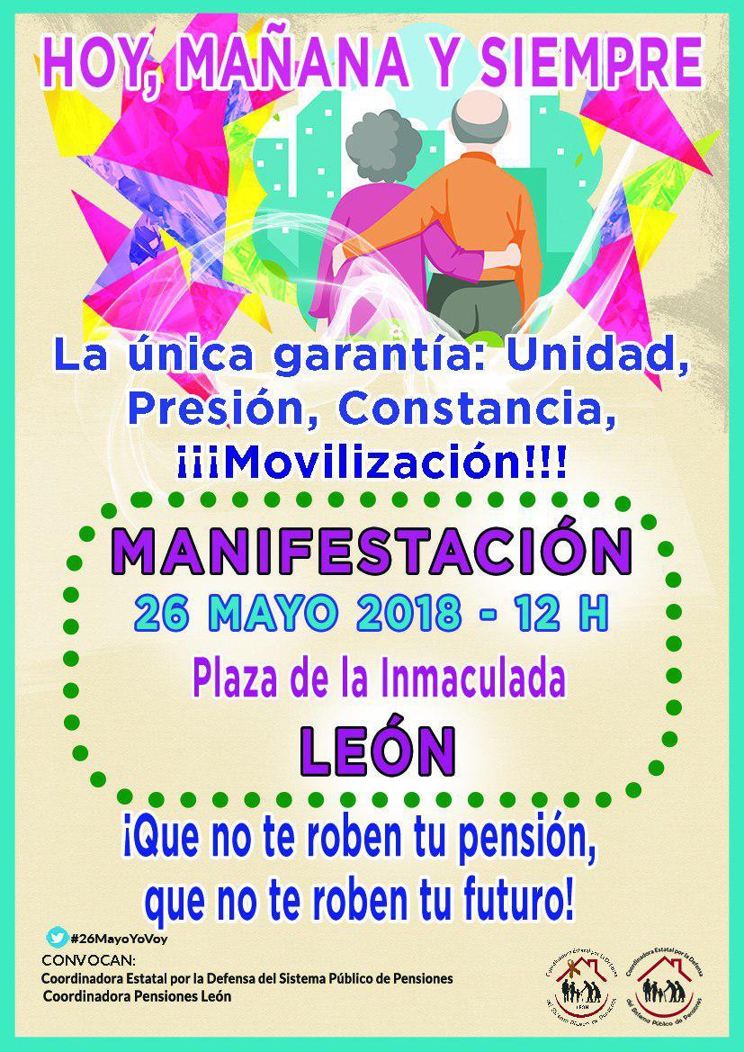 Sanidad-Leon-26Mayo