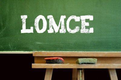 LOMCE-Pizarra