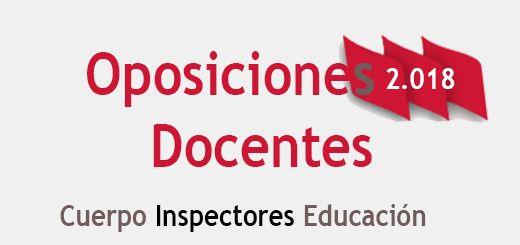 Oposiciones-2018-Inspeccion