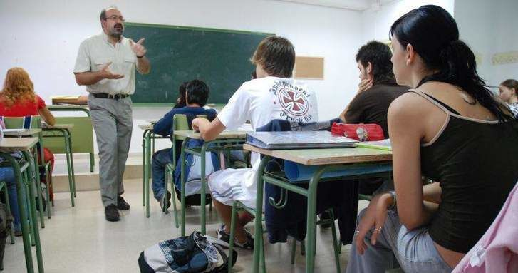 profesor-clase-alumnado
