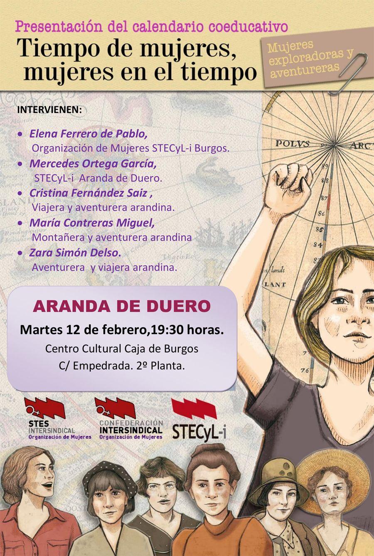 Calendario_TiempodeMujeres_2019_Aranda