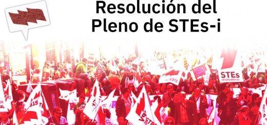 Resolución STEs-i