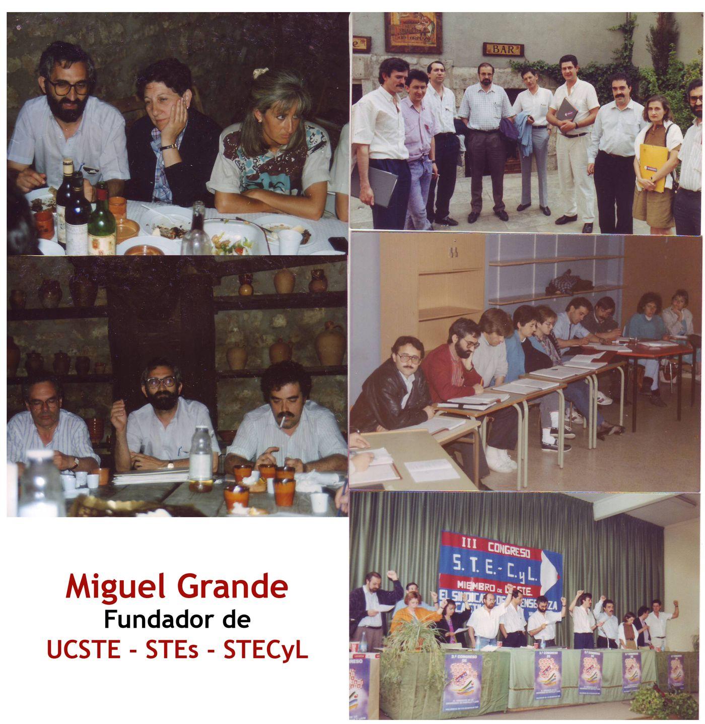 Miguel Grande