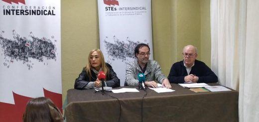 STEs Rueda de Prensa