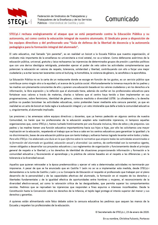 Comunicado-STECyL-ante-el-veto-parental