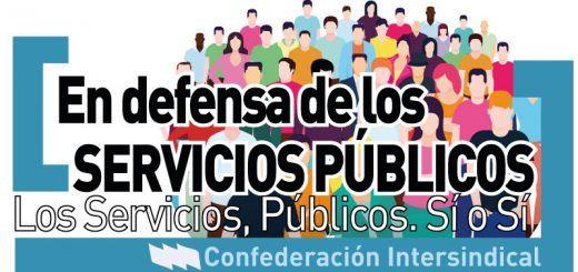 Servicios Publicos Confederación Intersindical