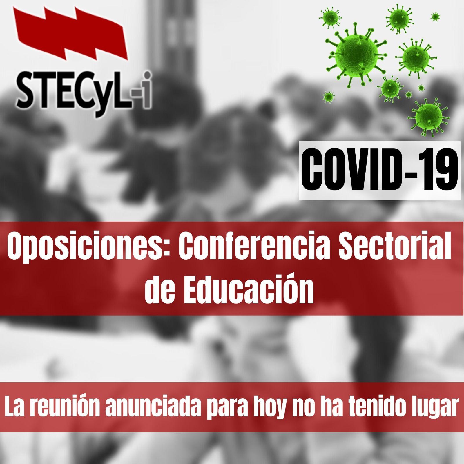 Oposiciones covid-19