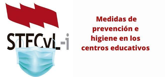 Medidas prevencion EBAU