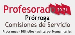 CCSS--Prorroga