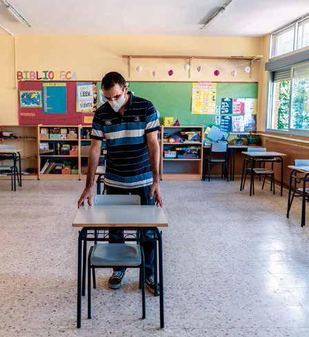 De aquellos recortes, esta brecha. Educación. La década perdida en el sistema público.