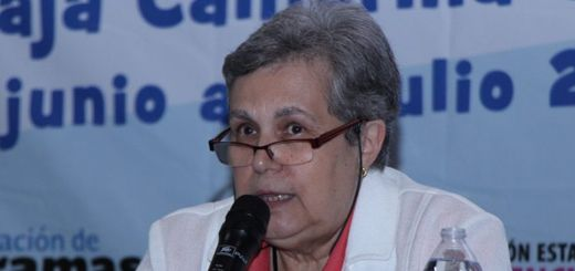 María Antonia Casanova. Profesora de la Universidad Camilo José Cela