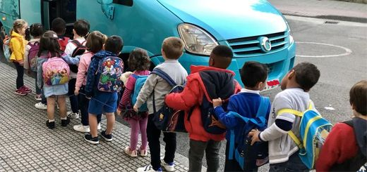 Alumnado-Autobus