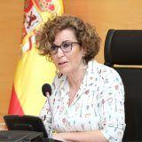 Carmen Pachecho Martínez. Directora General de Salud Pública