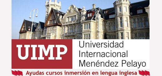 Ayudas Cursos De Inmersion En Lengua Inglesa Convocatoria 2020 Uimp Alumnado Stecyl I