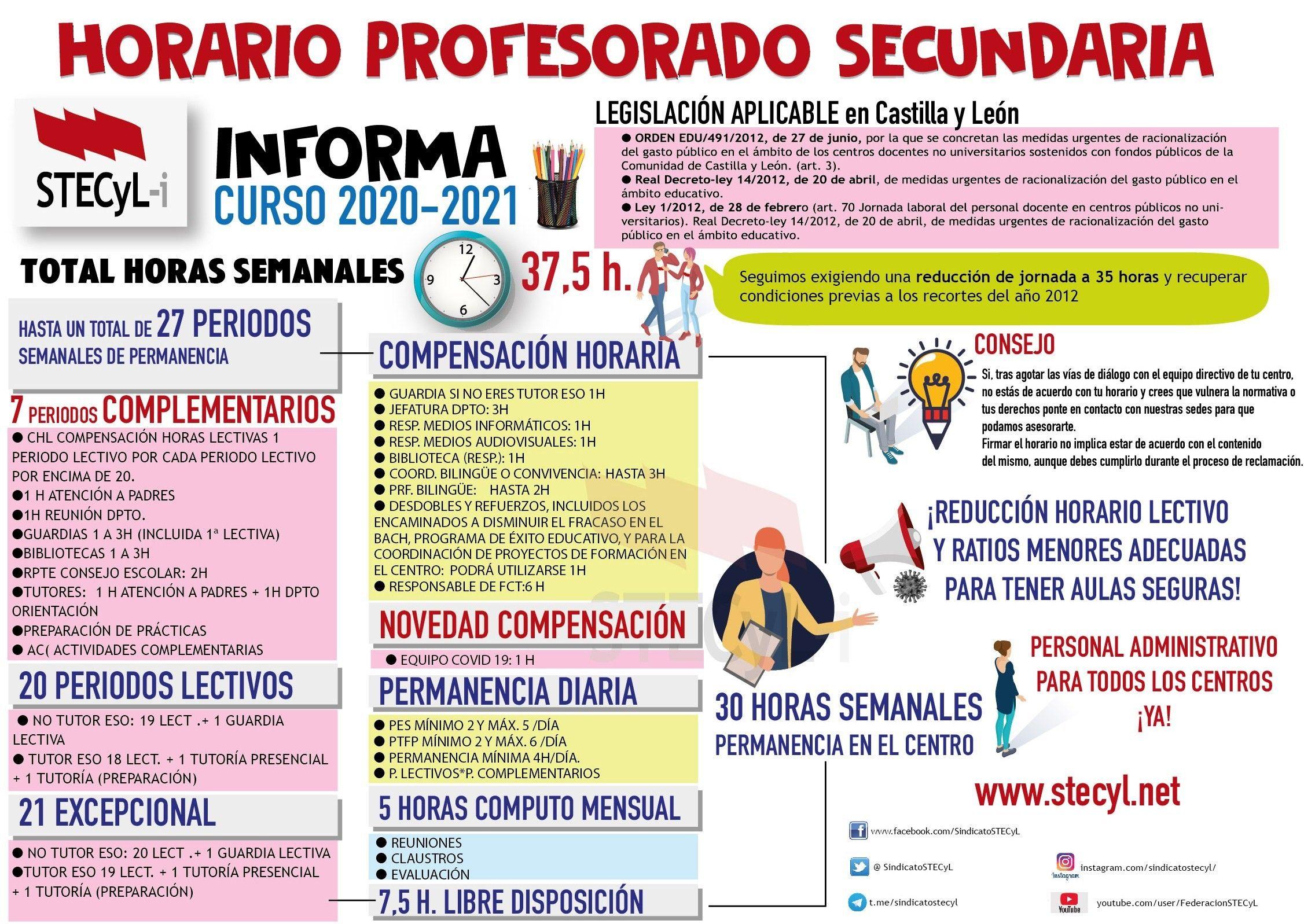 Horario EEMM 20-21