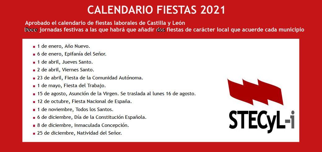 Fiestas_Laborales_2021_CyL