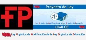Anteproyecto-LOMLOE-PTFP