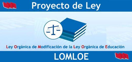 Anteproyecto-LOMLOE