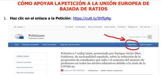 Peticion-UE-Ratio