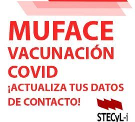 MUFACE-Vacunacion