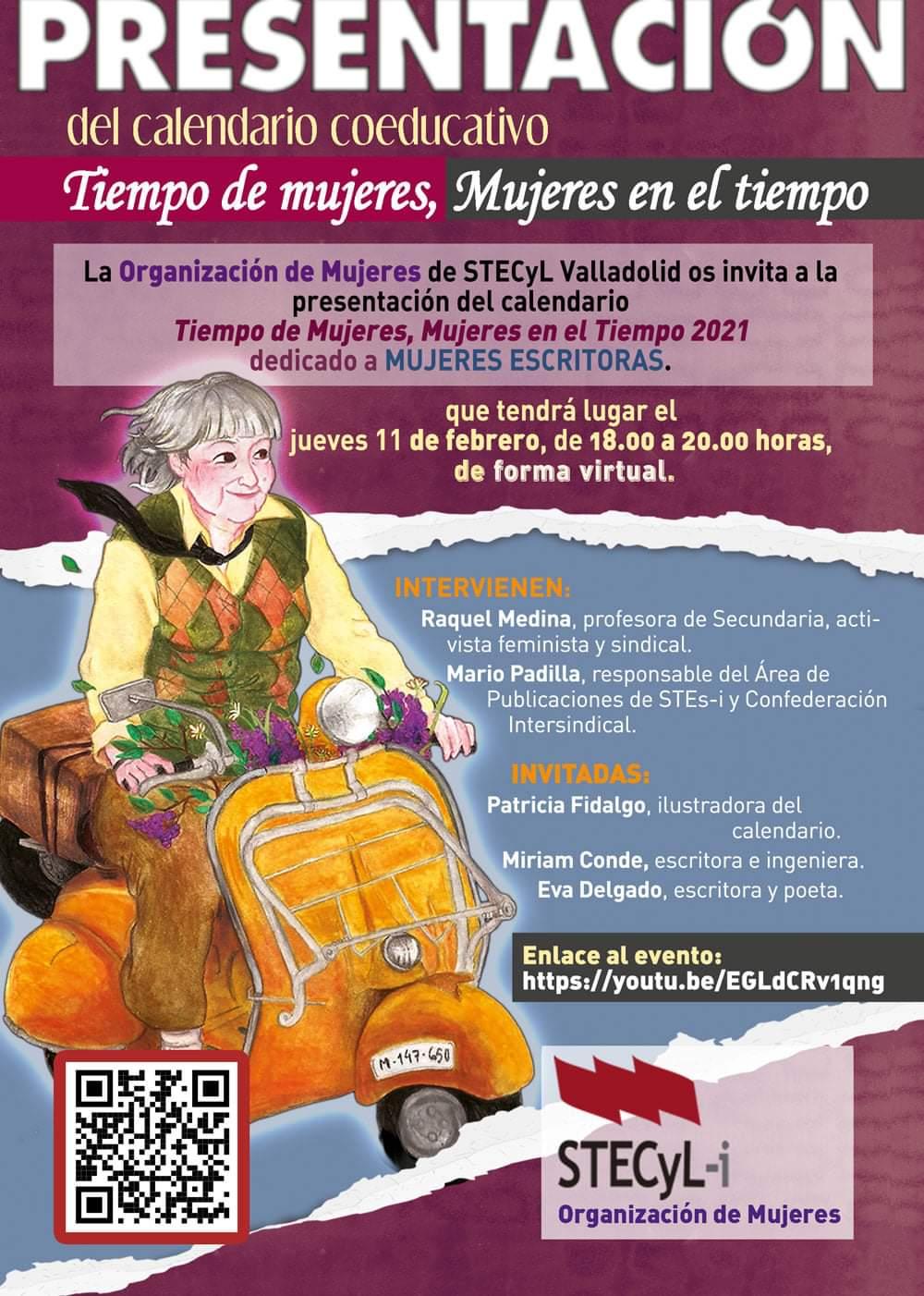 Calendario_TiempodeMujeres_2021-Valladolid