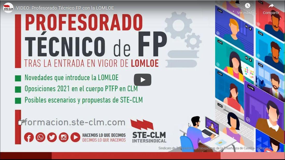 LOMLOE-PTFP