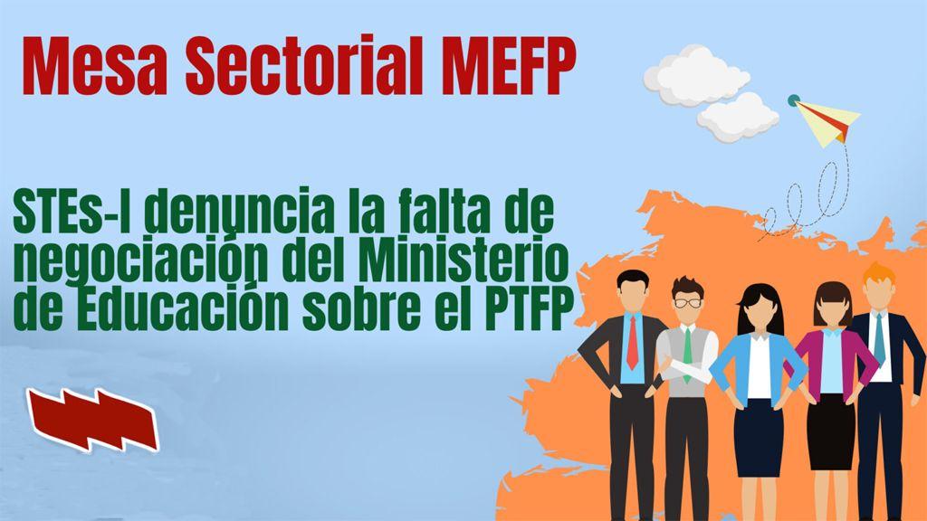Mesa-Sectorial-MEFP
