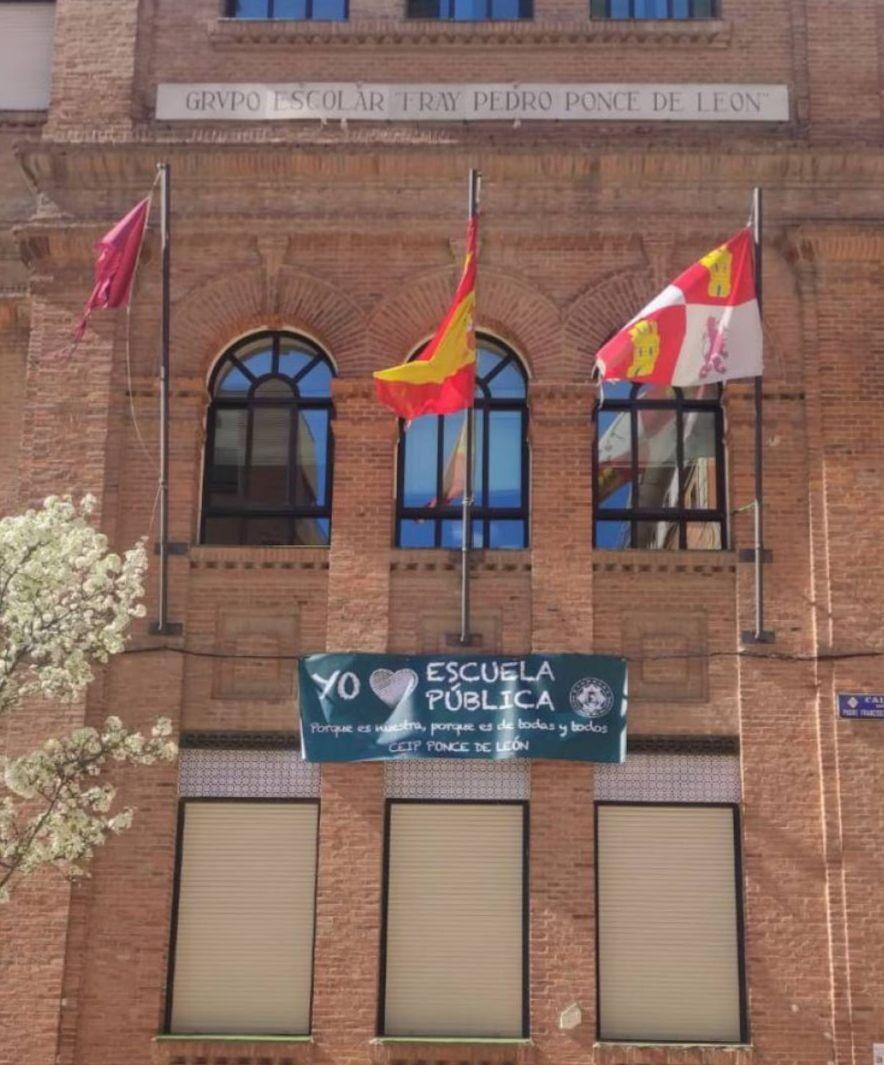 Pancarta-EP-Colegio-Ponce
