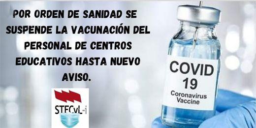 Suspension-Vacuna