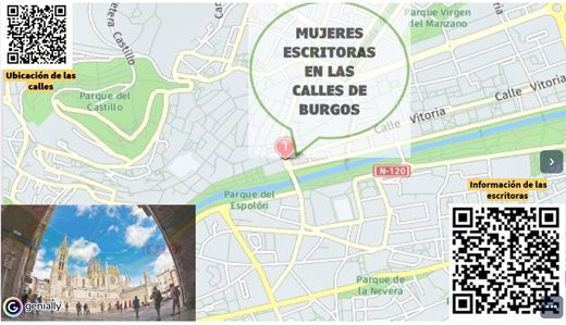Mujeres-Escritoras-Calles-Burgos