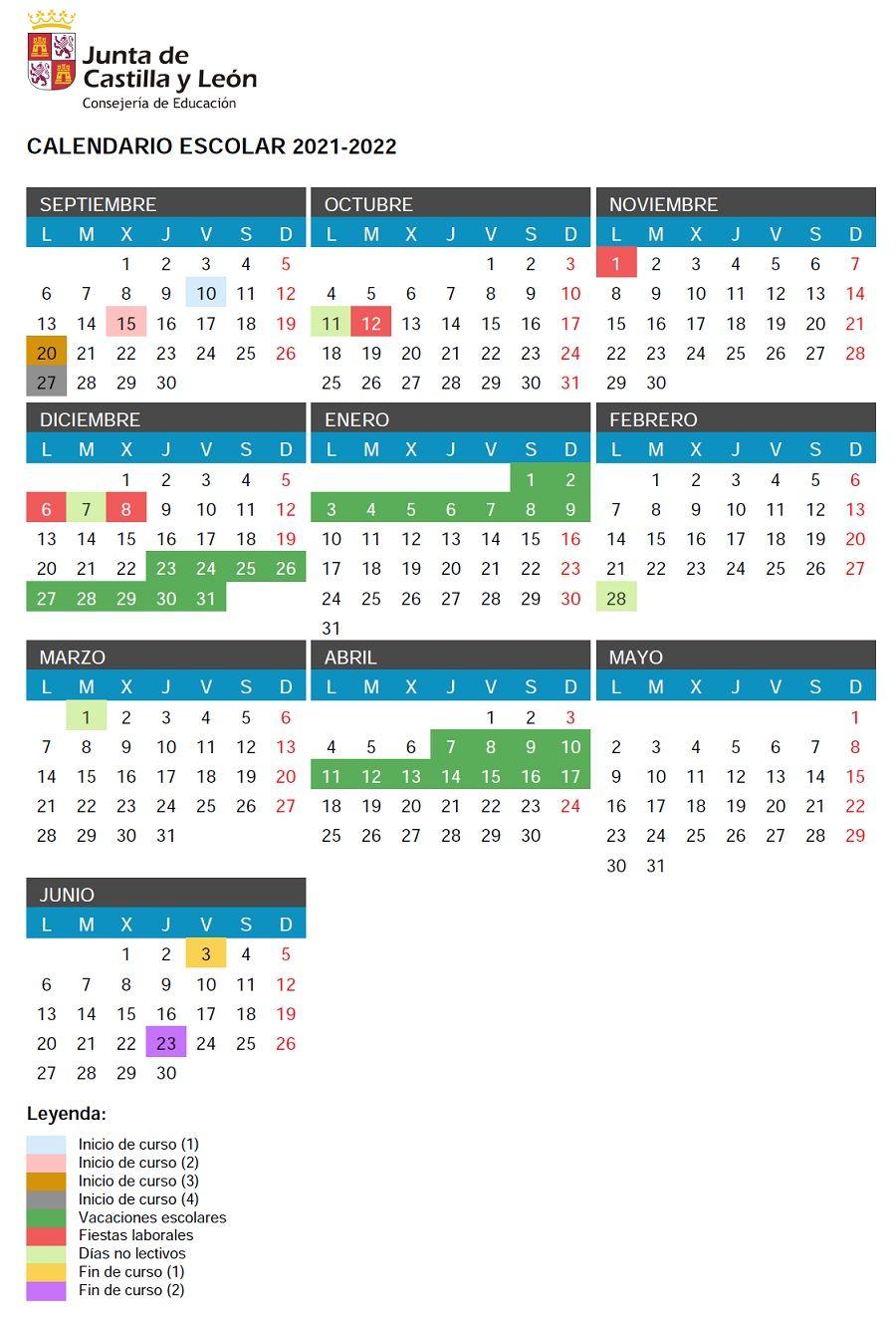 Calendario-Escolar-2021-2022-JCyL