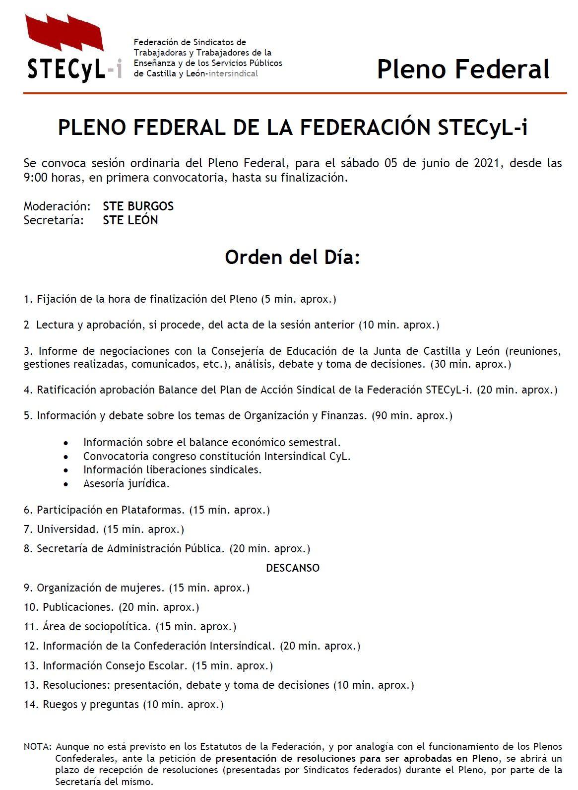 Convocatoria-Pleno-Federal-STECyL-i-Junio-2021