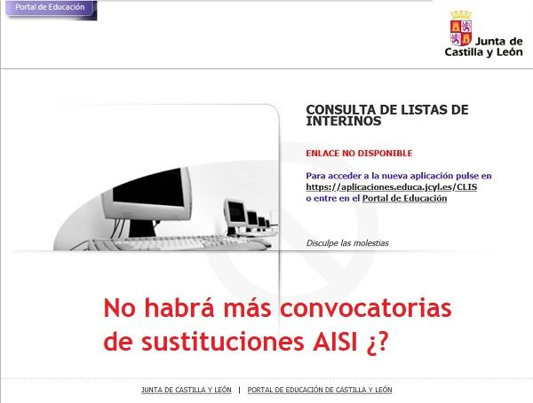 Consulta-Interinidades-Desactivada